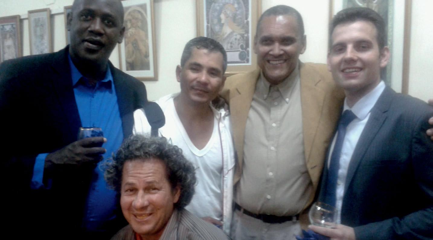 Filip Vurm es el ganador del Premio a la Diplomacia Comprometida en Cuba 2016-2018