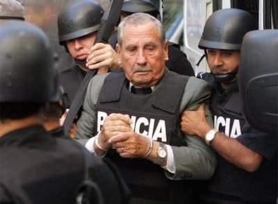 Gregorio Alvarez, ex-dictador de Uruguay