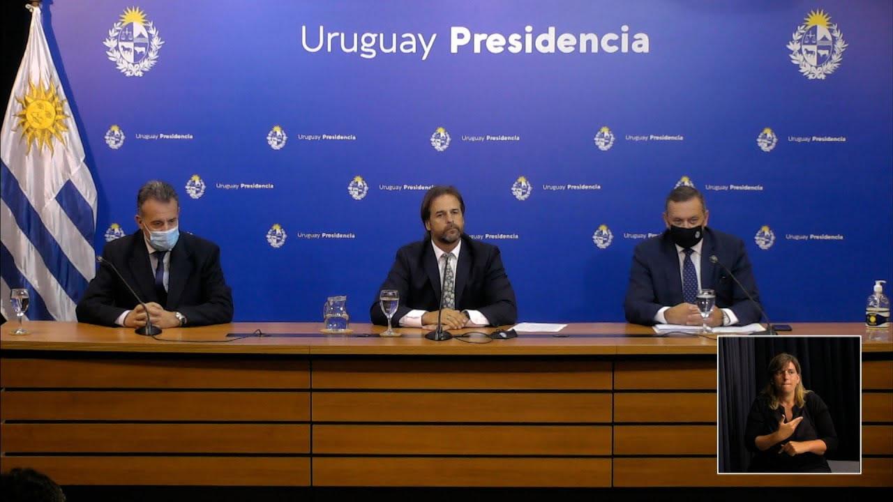 Luis Lacalle Pou - Presidente de Uruguay