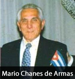 Mario Chanes de Armas, el preso político más viejo del mundo.