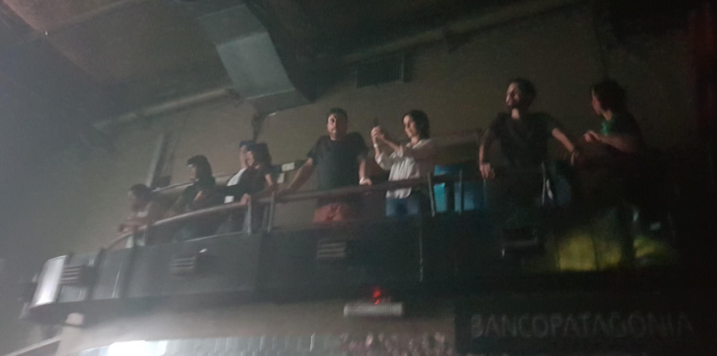 Pussy Riot en Buenos Aires cantó para las fans de los aliados de Putin